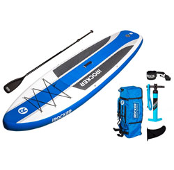iRocker Cruiser Inflatable Paddleboard