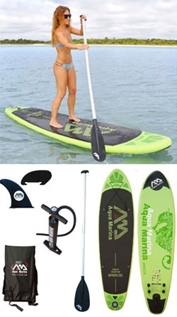 The Quot Puffer Quot Jimmy Styks Inflatable Paddle Board
