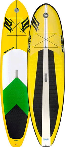 Naish Inflatable SUPs for 2015