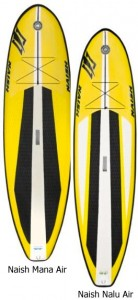 Naish SUP Boards Mana & Nalu
