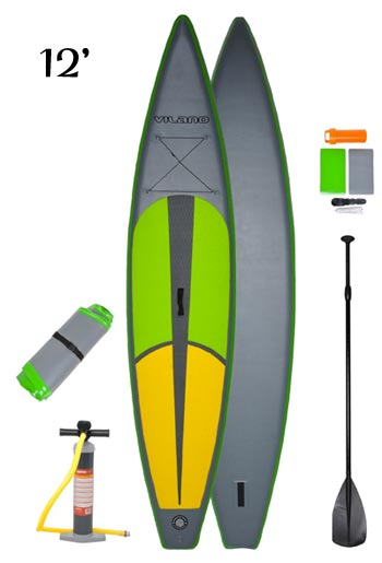 Vilano Inflatable SUP 12'