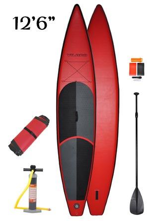 "Vilano Inflatable SUP 12'6"""