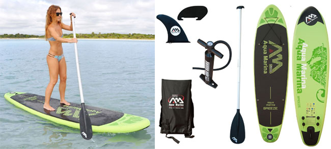 Aqua Marina Breeze Inflatable SUP