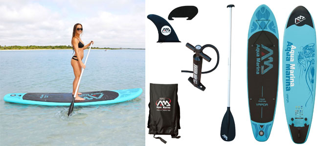 Aqua Marina Vapor Inflatable SUP