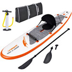 Stingray Hybrid Paddleboard Kayak