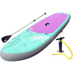 Isle Airtech Inflatable Yoga Paddleboard