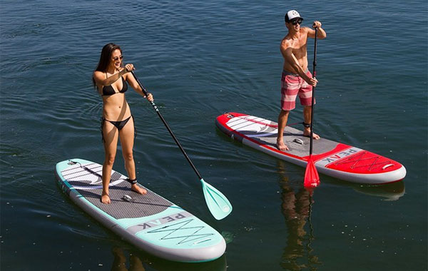 What S My Favorite Feature Of The Peak Inflatable Sup