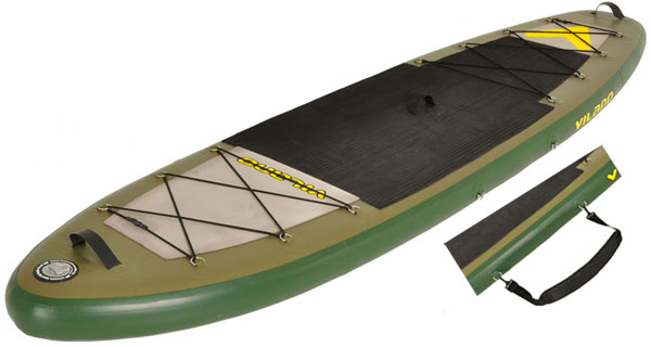 What i think about the vilano inflatable fishing sup for Inflatable fishing sup