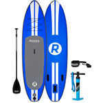 iRocker Inflatable SUP 11 foot All Around Paddleboard Package