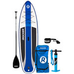 iRocker Cruiser Inflatable SUP, 10 foot 6 inches long