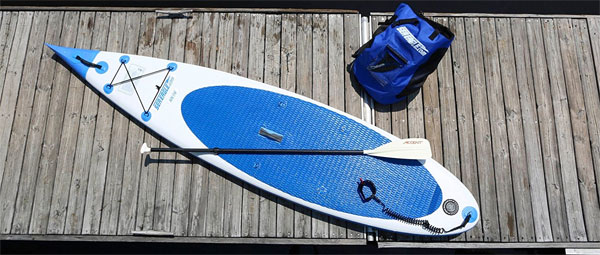 Sea Eagle Needlenose Inflatable SUP Package