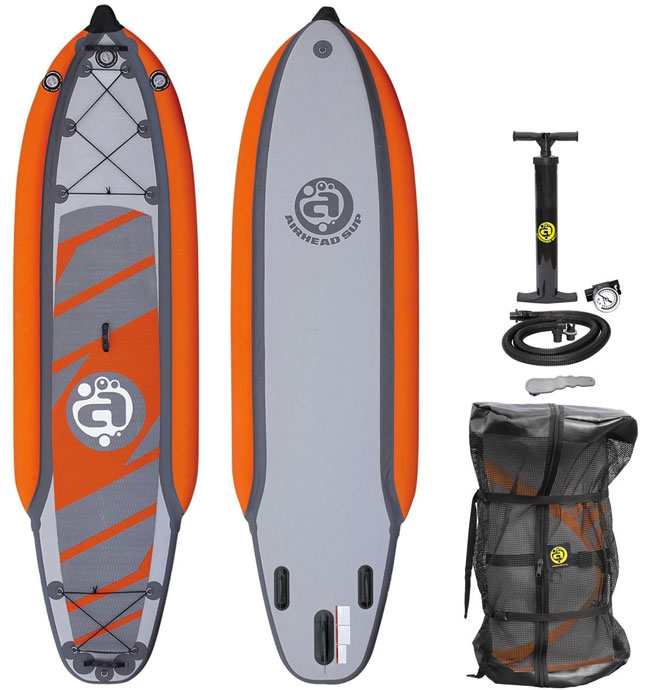 Airhead Rapidz Whitewater SUP Package for Running River Rapids