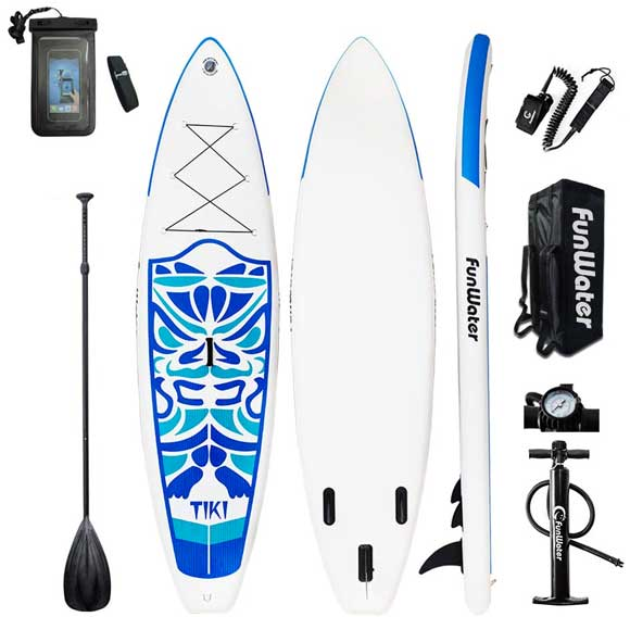 5 Reasons Why I Like This Lightweight Inflatable Sup